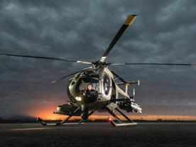 Lebanon Air Force Orders 6 MD 530G Attack Helicopters